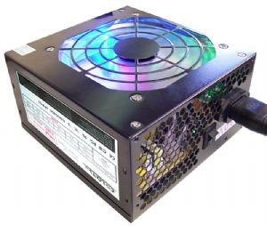 Colors-it 650W Titan Silent Neon PSU PFC 12cm SATA
